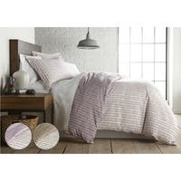 Lovely Vine Reversible Duvet Cover and Sham Set