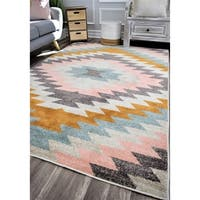Desert Tribal Transitional Rug Gold