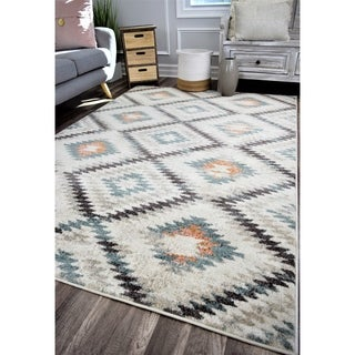 Porch & Den Strasburg Tribal Transitional Rug