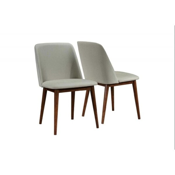 Elk Tan Leatherette Dining Chairs (Set of 2)