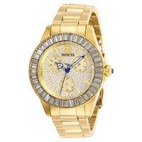 Invicta Women's Angel 28448 Gold Watch