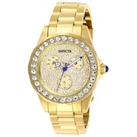 Invicta Women's Angel 28461 Gold Watch