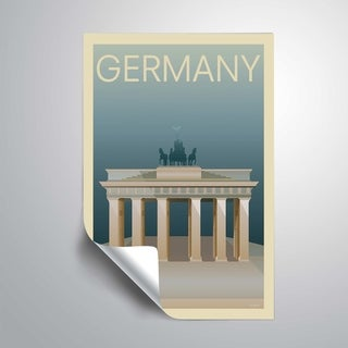 Link to ArtWall 'Germany' Removable Wall Art Mural Similar Items in Vinyl Wall Art