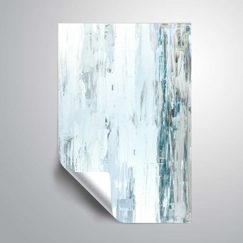ArtWall 'Abstract Blue I' Removable Wall Art Mural