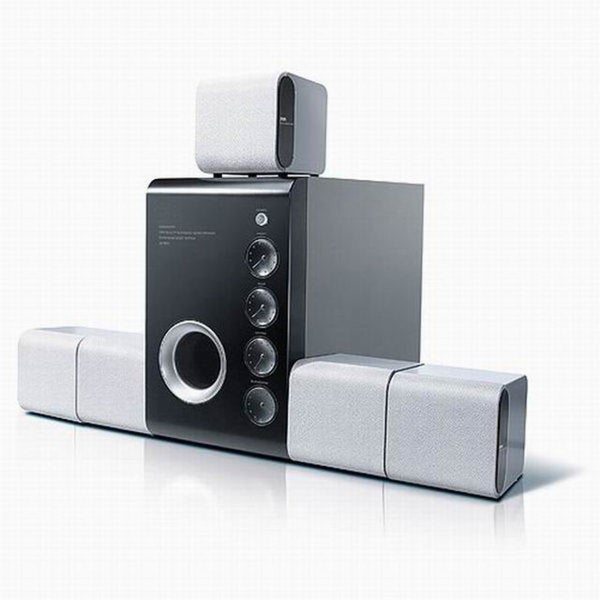 5.1-channel Home Theater Speaker System. Opens flyout.
