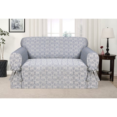 Desert Sky Loveseat Slipcover by Kathy Ireland