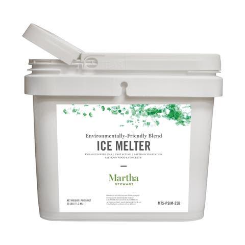 Martha Stewart MTS-PSIM-25B Blended Ice Melter
