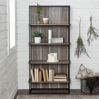 The Gray Barn Kujawa Tall Bookshelf
