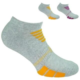 Norfolk® 2PK Cotton Cushioned Low Cut Ladies Sport Sock