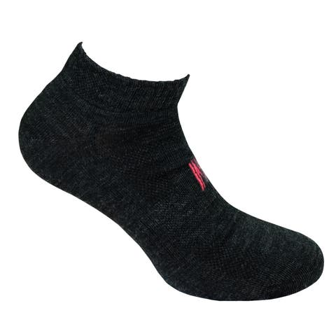 Norfolk® 2PK Ultra Light Merino Wool Low Cut Sock