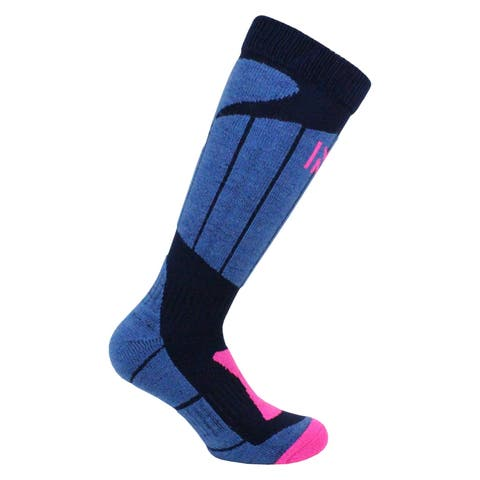 Norfolk® 1PK Midweight Merino Wool Climayarn® Ladies Ski Sock