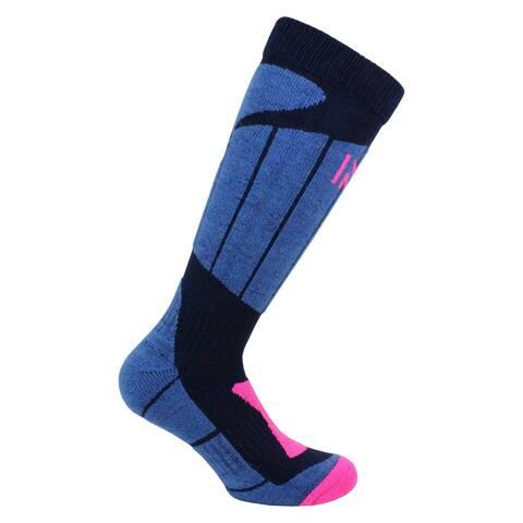Norfolk® 1PK Midweight Merino Wool Climayarn® Ladies Ski Sock