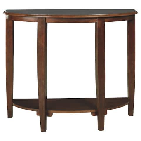 Altonwood Brown Console Sofa Table