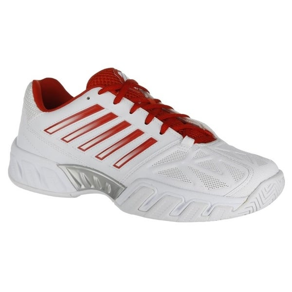 Shop K Swiss Bigshot Light 3 Womens Tennis Shoe - Free Shipping Today -  Overstock - 25490143 c663acb5c
