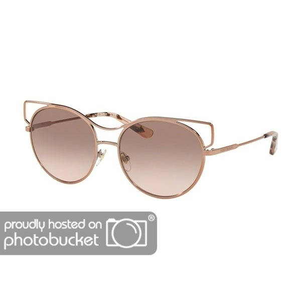 3e269f1ad Shop Tory Burch Round TY6064 Women's SHINY ROSE GOLD Frame BROWN GRADIENT  ROSE Eyeglasses - Free Shipping Today - Overstock - 25490283
