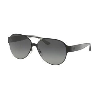 Tory Burch Pilot TY6066 Women's BLACK Frame GREY GRADIENT Eyeglasses
