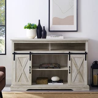 Buy White Tv Stands Entertainment Centers Online At Overstock Com