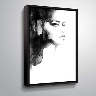 ArtWall 'Forest Queen' Gallery Wrapped Floater-framed Canvas
