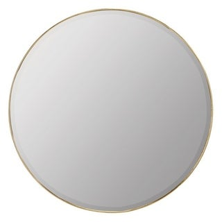 Carson Carrington Kopingsvik Antique Gold Wall Mirror - Antique Gold