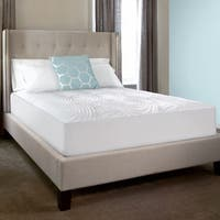 Tempur-Pedic Cool Luxury Mattress Pad - White