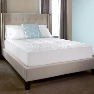 Tempur-Pedic Cool Luxury Mattress Pad - White