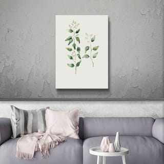Carson Carrington 'Botanical II' Gallery Wrapped Canvas