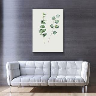 Carson Carrington 'Botanical I' Gallery Wrapped Canvas