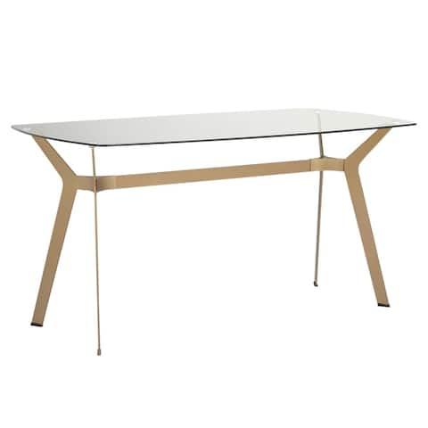 "Studio Designs Home Archtech 60"" Modern Dining Table/Desk"