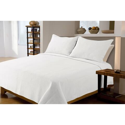 Bedford Lane Collection Knob Hill Cotton Quilt Set