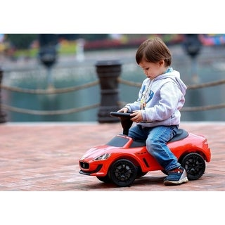 Evezo Maserati Gran Cabrio MC, Ride-on push car
