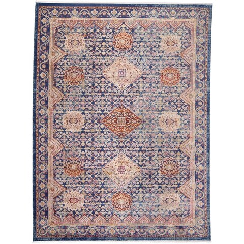 Grand Bazaar Tessina Navy/Multi