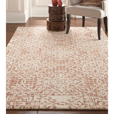 Buy Red Wool Area Rugs Online At Overstock Our Best Rugs