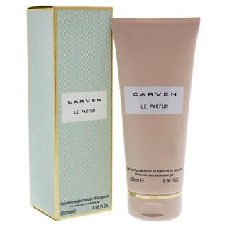 Carven Le Parfum Women's 6.66-ounce Perfumed Bath & Shower Gel