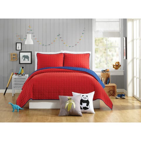 Urban Playground Ayer Quilt Set