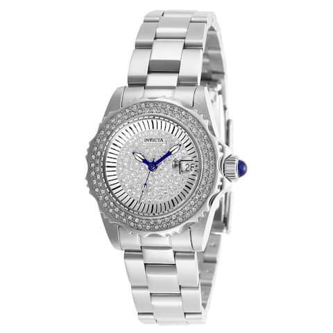 Invicta Women's 28439 'Angel' Stainless Steel Watch