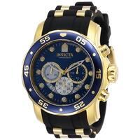 Invicta Men's Pro Diver 28723 Gold Watch
