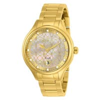 Invicta Women's Angel 27434 Gold Watch