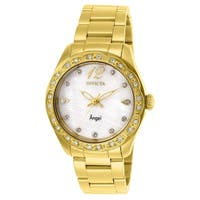 Invicta Women's Angel 27446 Gold Watch
