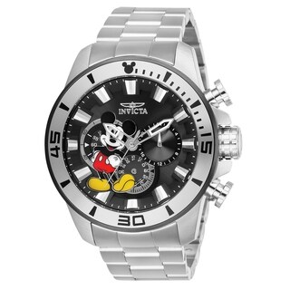 Invicta Men's Disney Limited Edition 27361 Stainless Steel Watch