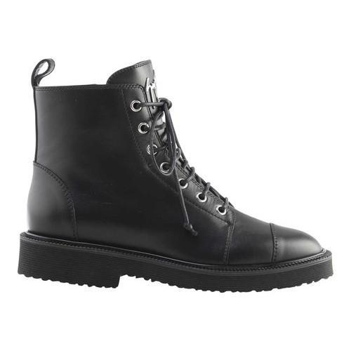 166f1ccd98fbc Shop Women's Giuseppe Zanotti Birel Leather Boot Nero Leather - Free  Shipping Today - Overstock - 21727263