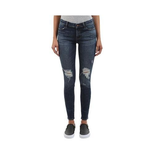 19ac58105fe0 Shop Women's J Brand 620 Mid-Rise Super Skinny Jean in Dark Erosion Dark  Erosion - Free Shipping Today - Overstock - 21727351