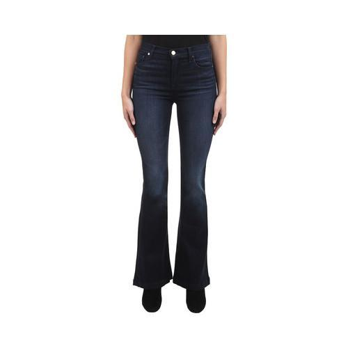1500ae3a0773e Shop Women s J Brand Maria High-Rise Flare Jean in Dark Innovation Dark  Inovation - Free Shipping Today - Overstock - 21727430