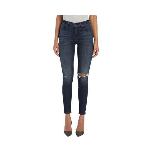 e4d3d79c7b6f Shop Women's J Brand Maria High-Rise Skinny Jean in Arrested Arrested -  Free Shipping Today - Overstock - 21727433