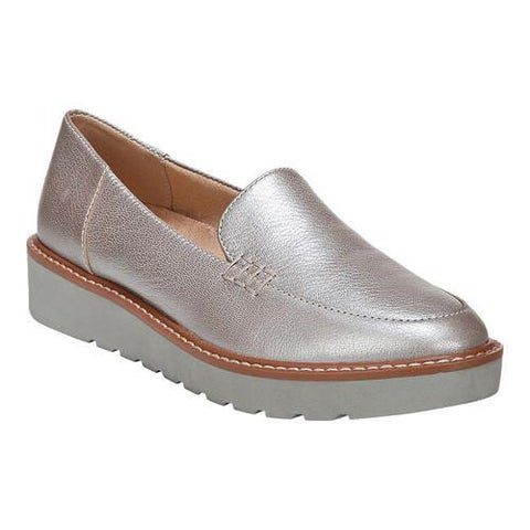 Women's Naturalizer Andie Slip On Silver Leather