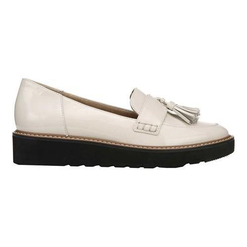 acb6d5296b31 ... Thumbnail Women  x27 s Naturalizer August Platform Tassel Loafer  Alabaster Patent Leather ...