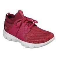 Women's Skechers GOwalk Evolution Ultra Turbo Walking Shoe Pink
