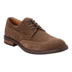 Men's Vionic with Orthaheel Technology Bruno Oxford Dark Brown Suede (More options available)