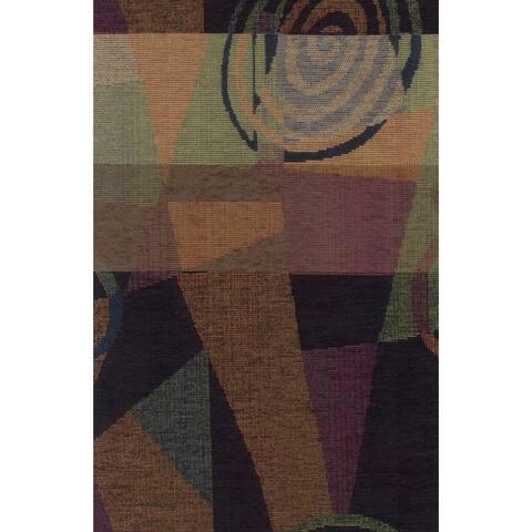 Blazing Needles 3-Piece Full Size Chenille Futon Cover Set