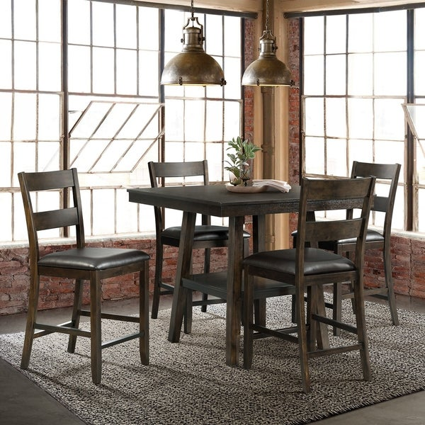 Counter Height Dining Sets On Sale: Shop Picket House Reid 5PC Counter Height Dining Set