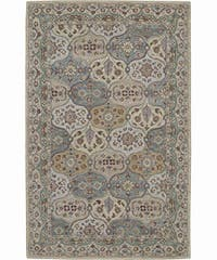 Nourison Hand-tufted Multi Color Wool Rug (3'6 x 5'6) - 3'6 x 5'6